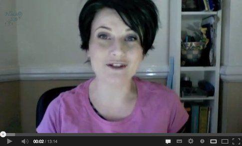 Federica Frezza - screenshot da Youtube