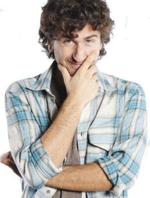 Alessandro Siani, altro attesissimo ospite di GFF - foto da area press sito ufficiale