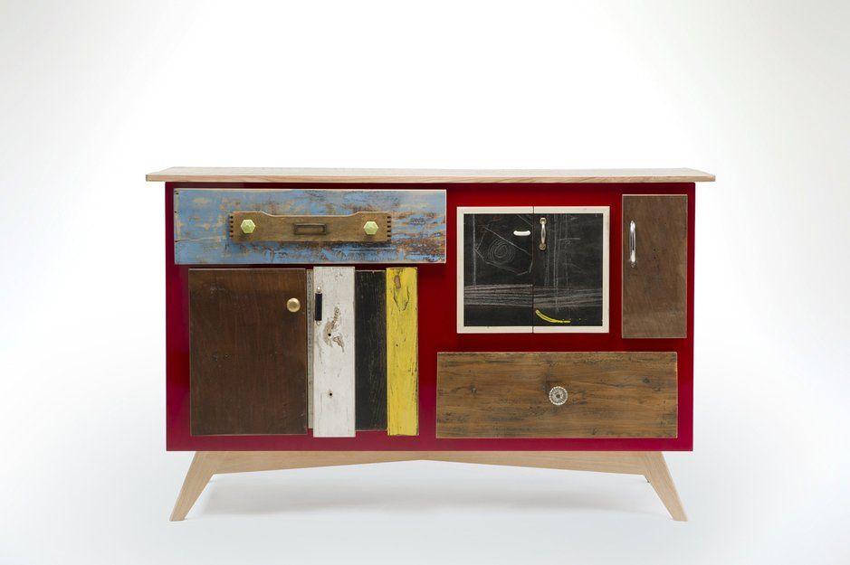 La quercia 21 nuova vita in casa con mobili artigianali for Mobili in quercia