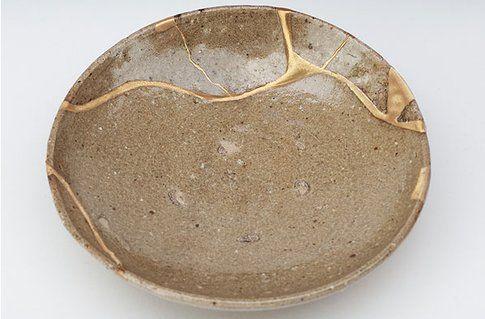 esempio di kintsugi
