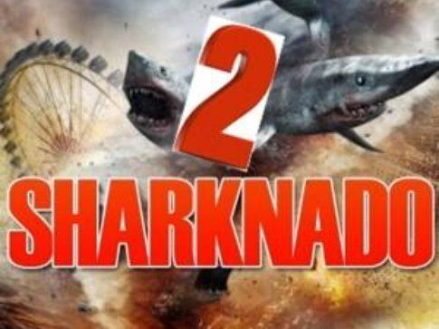 Sequel Sharknado - foto da account twitter The Asylum