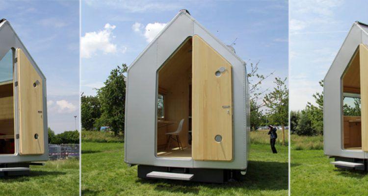 Diogene di renzo piano la filosofia di una micro casa - Casa ecologica autosufficiente ...