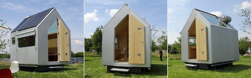 Diogene di Renzo Piano: la filosofia di una micro-casa