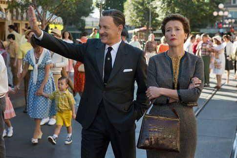 "Una scena di ""Saving Mr. Banks"" - foto da movieplayer.it"