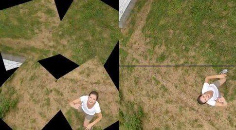 Squito Panoramic Camera sfera