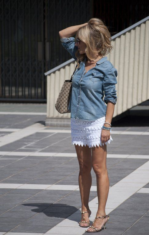 l'outfit di Angela Pavese