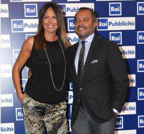 Paola Perego e Franco Di Mare - foto da pagina ufficiale Rai.it