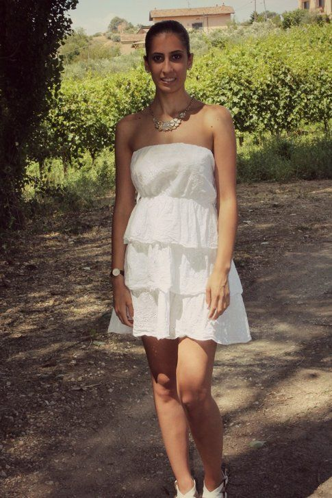 L'outfit di Benedetta Catalano: Bigoconosciamola!