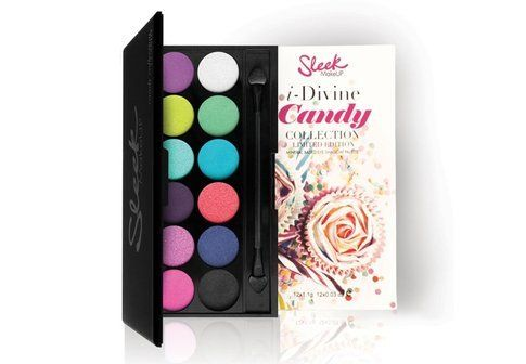 Sleek i-Divine Palette i-Candy