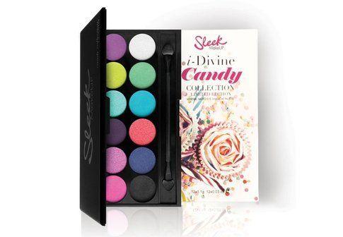 Sleek i-Divine Palette i-Candy
