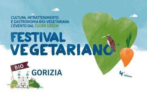 Locandina del Festival Vegetariano a Gorizia