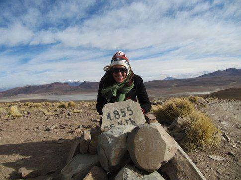 5000 metri bolivia