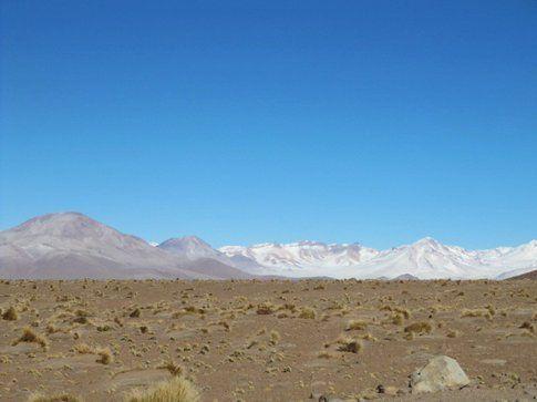 Ande Bolivia
