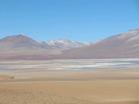 Paesaggio bolivia