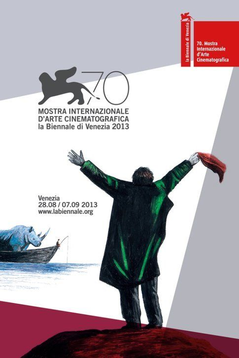 Poster della Mostra di Venezia 2013