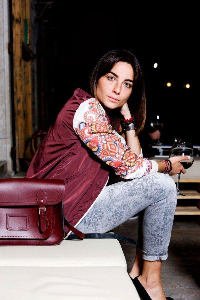 K-Way FIFTEEN AND HALF Jeans SHINE Cartella CAMBRIDGE SATCHEL