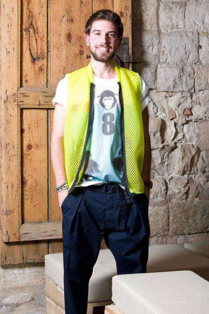 Total look ANDREA POMPILIO