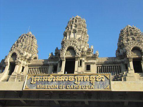 Frontiera Tailandia/Cambogia