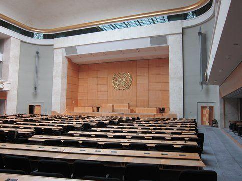 Palais des Nations - Foto di Simona Forti