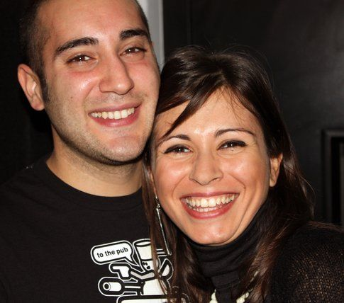 Pietro e Francesca blogger di Singer Food
