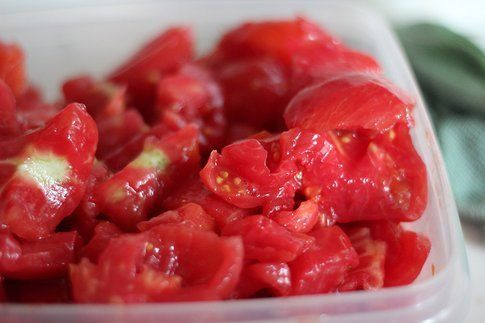 tutorial sugo al pomodoro: fase 3
