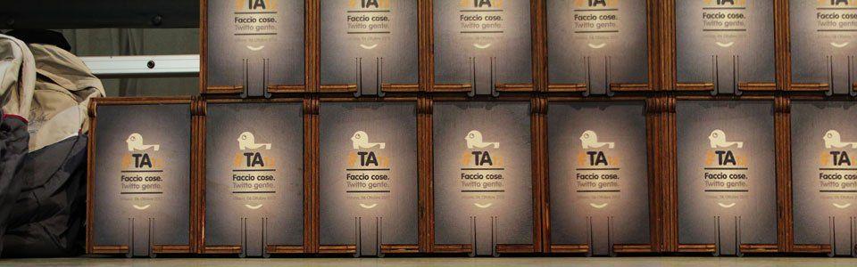 #Ta13: il red carpet italiano di Twitter il 21 settembre a Rimini