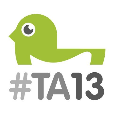 Il logo dei TA13. Fonte: tweetawards.it