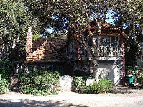 Una casa a Carmel by the Sea, California
