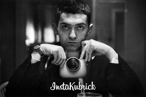 InstaKubrick - foto dall'account ufficiale InstaKubrick di Federico Mauro