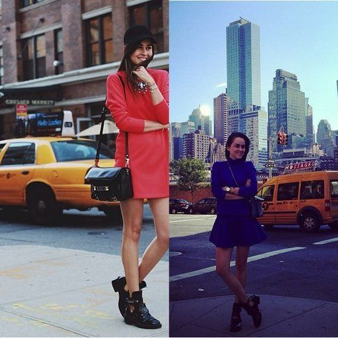 New York Fashion Week: gli outfit più cool delle Top Fashion Blogger - Foto: @stylescrapbook su Instagram