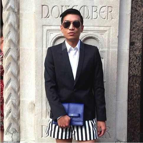 New York Fashion Week: gli outfit più cool delle Top Fashion Blogger - Foto: @bryanboycom su Instagram