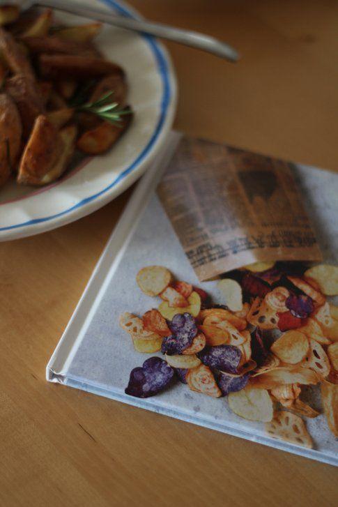 la copertina del libro Chips