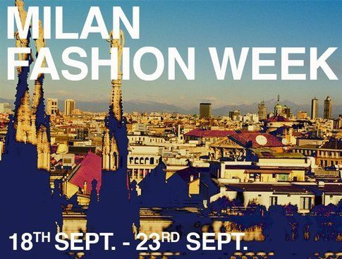 Milano Fashion Week- Fonte: Vogue.it