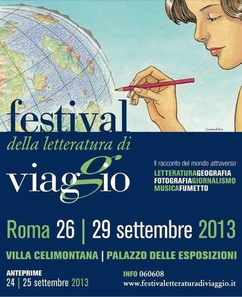 Courtesy of Festival della Letteratura di viaggio