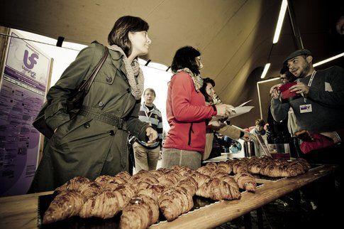 Un momento dolce alla BlogFest 2012 - Foto di Eleonora Raggi