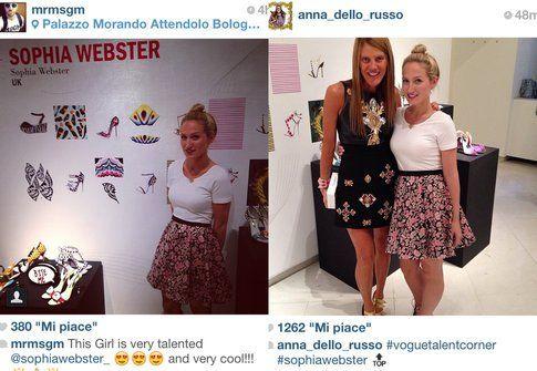 Vogue Fashion Night Out: la notte più fashion dell'anno vista attraverso Instagram! Foto: @mrmsgm e @anna_dello_russo