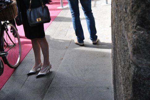 scarpe con la punta, ph Antonio Perfetto
