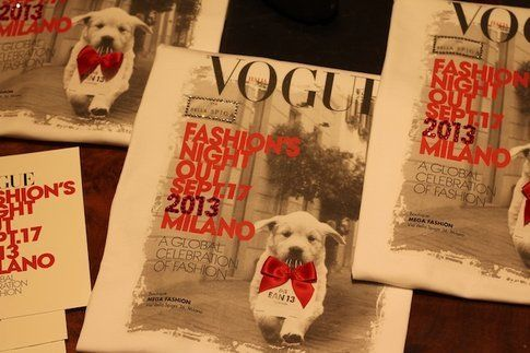 Vogue Fashion Night Out: la notte più fashion dell'anno vista attraverso Instagram!
