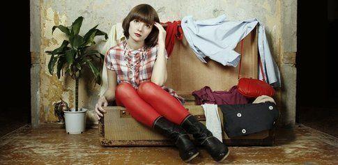 Travel Fashion Girl