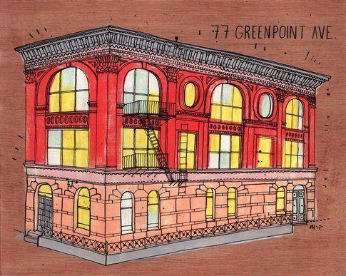 77 Greenpoint Ave, Brooklyn, NY