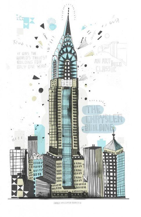 Chrysler Building, New York, NY