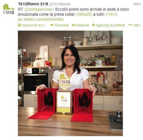 @giallozafferano vince i #ta13