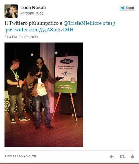 #ta13 volti di Twitter
