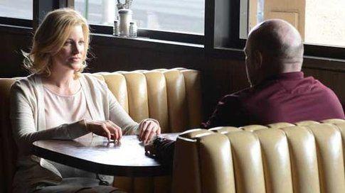 Skyler (Anna Gunn) e Hank (Dean Norris) in Breaking Bad -foto Axn.it