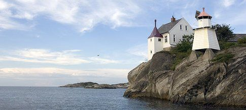 Dormire in un faro - Courtesy of www.visitnorway.it