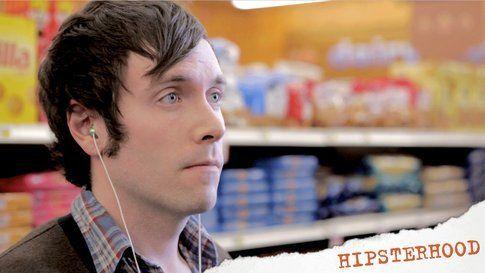 Cereal Guy (Kit Williamson) - Foto Blip.tv