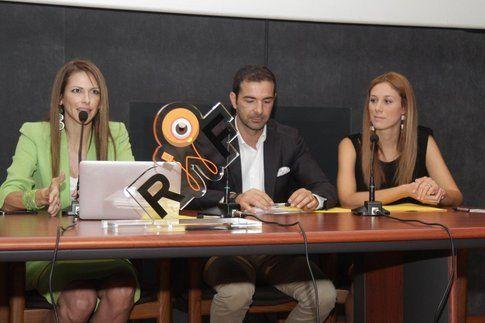 Conferenza stampa del Roma Web Fest - foto concessa da Janet De Nardis
