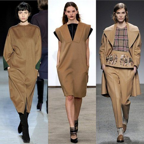 Tendenze Autunno/Inverno 2013-14 : Camel Chic - Fonte: Vogue.it
