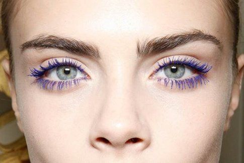 Mascara Colorati: le Tendenze per l'Autunno! - Fonte: Stellamccartney.com