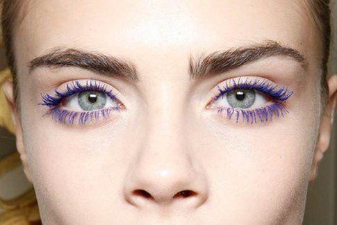 Mascara Colorati: le Tendenze per l'Autunno! - Fonte: Stellamccartney.com